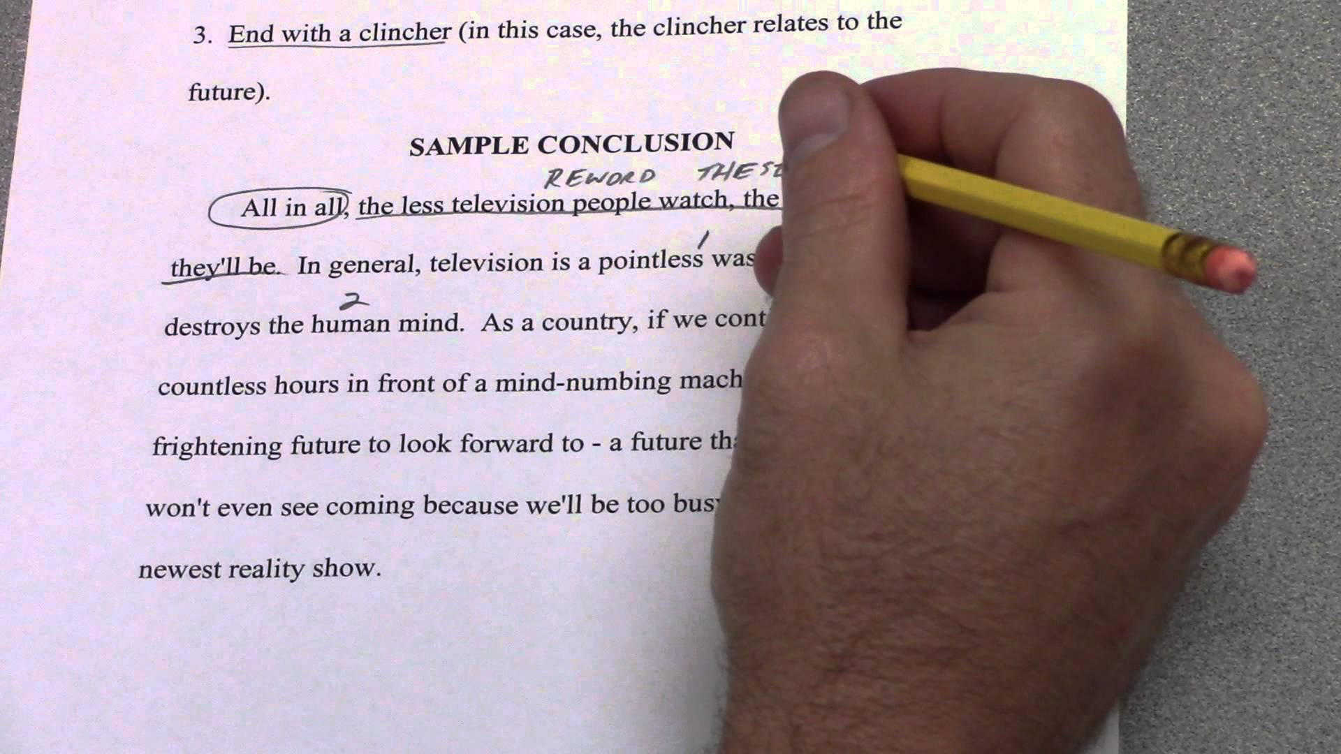 How to Write Goodin Essay Tips